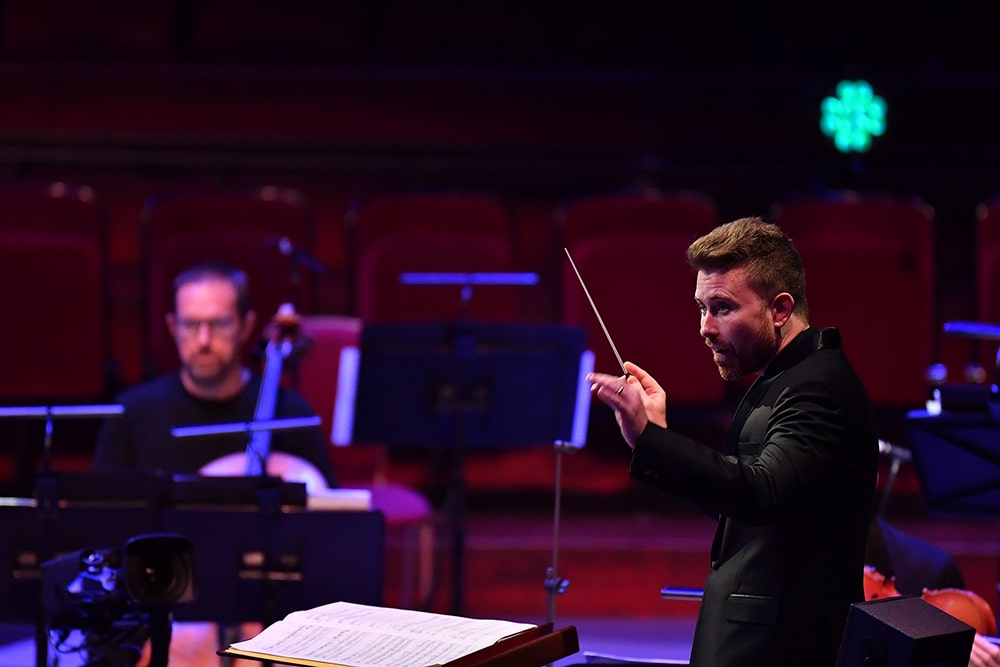 London Sinfonietta at the BBC Proms 2020