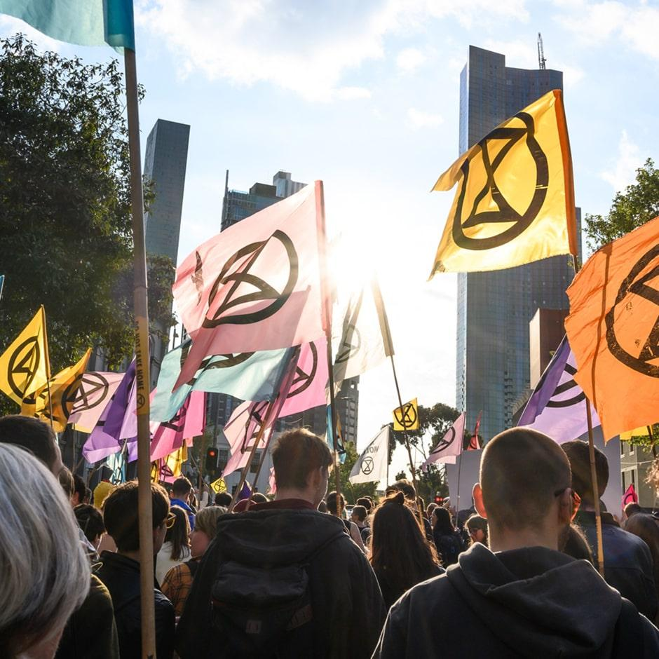 Extinction Rebellion image