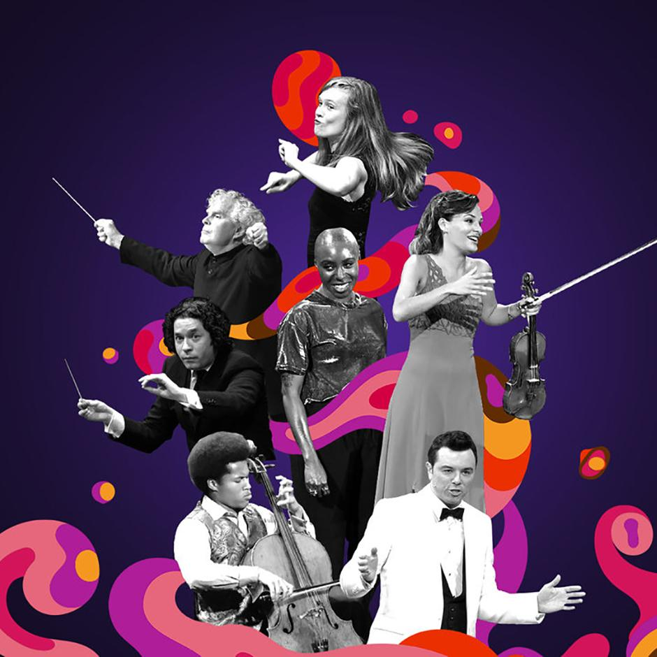 BBC Proms 2020 London Sinfonietta