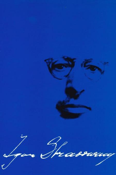1982 - Stravinsky Festival, 27 September–6 October, generously supported by Rosemary Gent