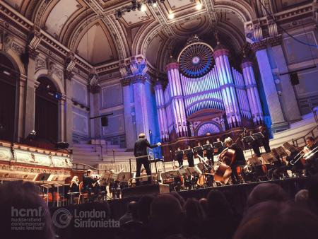 Beat Furrer conducts his own FAMA, Huddersfield Contemporary Music Festival, November 2016