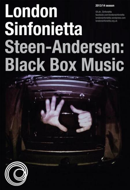 2014 - Steen Andersen: Black Box Music, 12 March