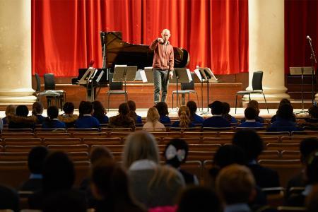 Schools Concert 23 01 17