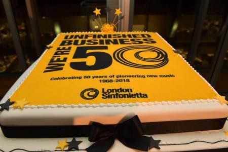 50th Anniversary Cake © Mark Allan