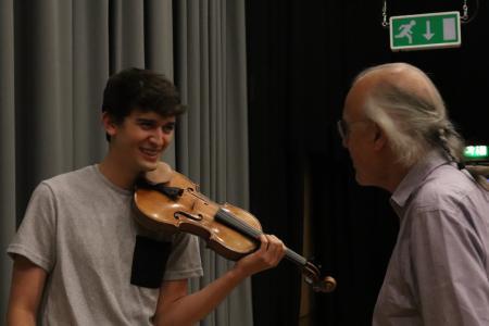 London Sinfonietta Academy