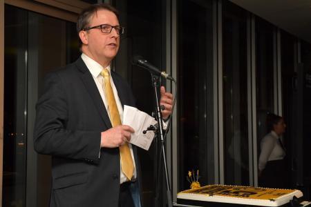 Chief Executive, Andrew Burke © Mark Allan