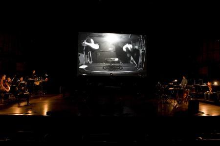 Black Box Music - full stage