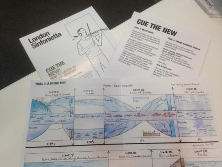 Deborah Pritchard's music map