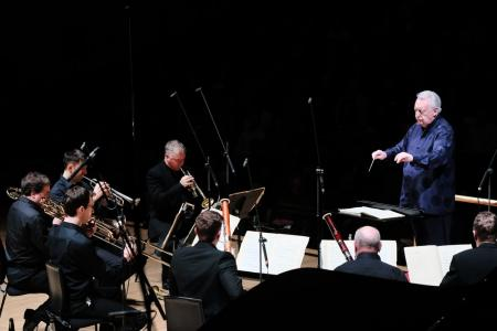David Atherton conducts our 50th Anniversary Concert at Royal Festival Hall © Mark Allan