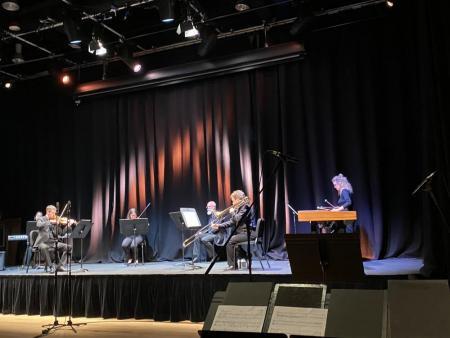 London Sinfonietta performing live