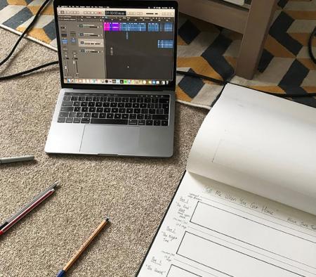 Writing the future: in progress