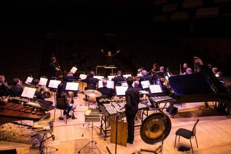 In vain, Royal Festival Hall, April 2017