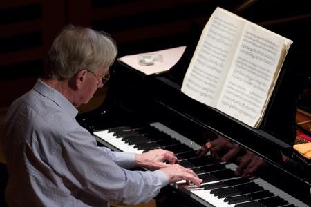 John Constable, Principal Piano from 1968–2017 © Maja Smiejkowska
