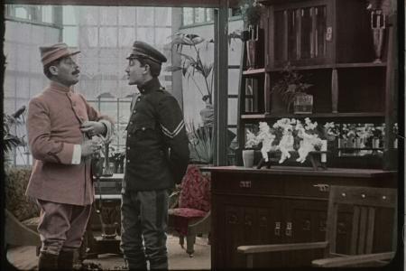 Maudite soit la guerreStill from Maudite soit la guerre © Cinémathèque Royale de Belgique