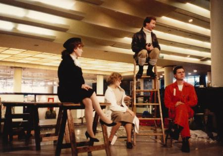 London Sinfonietta's Opera Factory Tour, 1987