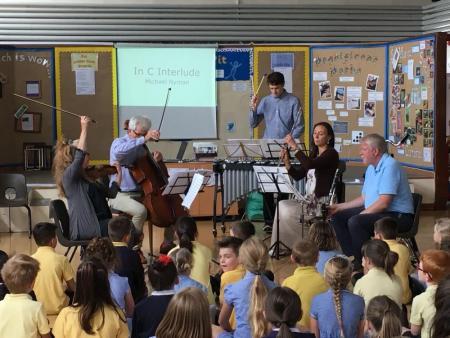 Gloucestershire schools concert