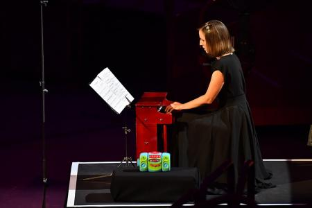 London Sinfonietta at the BBC Proms 2020 - Clíodna Shanahan