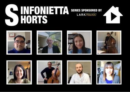 Sinfonietta Shorts Live