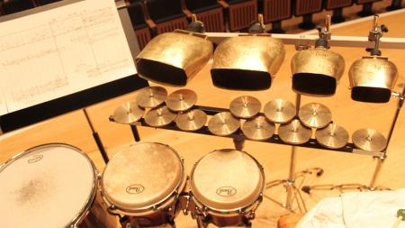 Stockhausen - Percussion