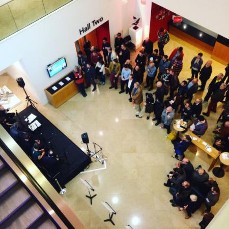 Stockhausen - Audience talk