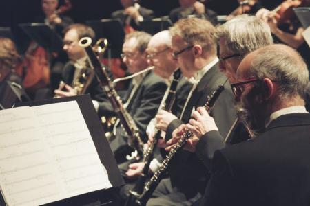 Woodwind section © James Duffy