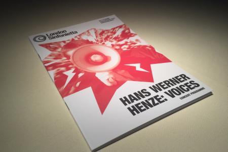 Henze's Voices, October 2017