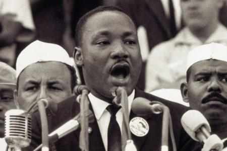 Martin Luther King, America