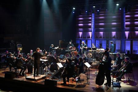 Marius Neset and the London Sinfonietta