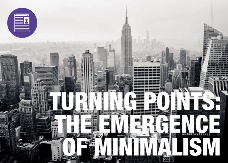 The Emergence of Minimalism