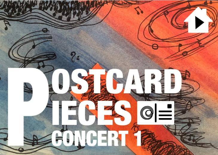 Postcard Pieces Concert 1