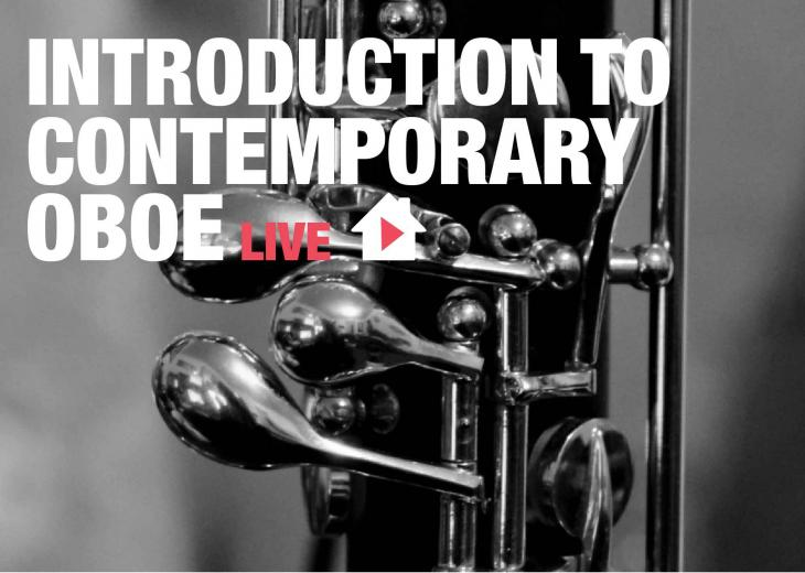 Contemporary Oboe