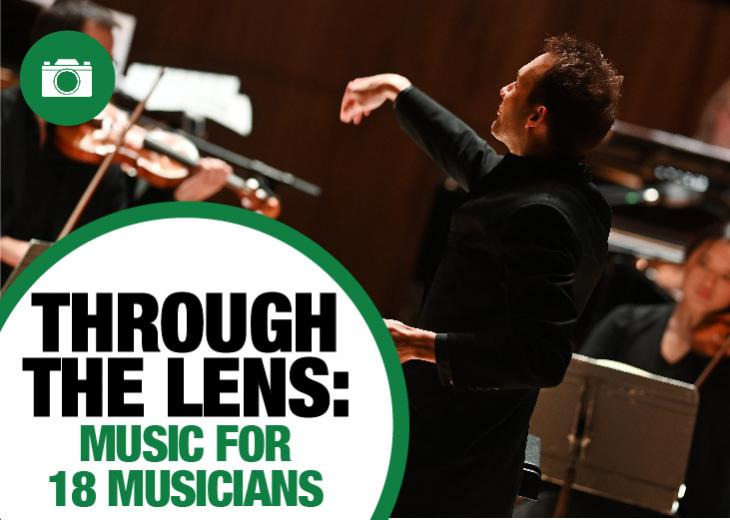 Through the Lens: Music for 18 Musicians