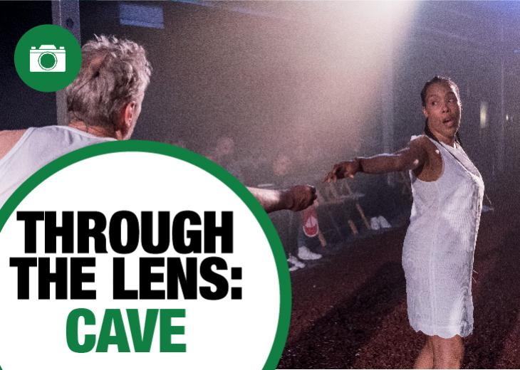 Through the Lens: Cave