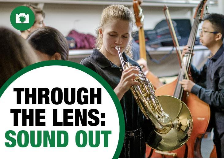 Through the Lens: Sound Out